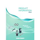 電磁弁・ポンプの高砂電気工業 製品カタログ 表紙画像