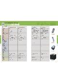 【資料】デジタル温度調節器monooneシリーズ比較表 表紙画像