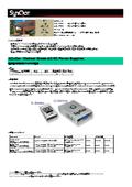 ACuQor 医用電気機器向けAC-DC電源