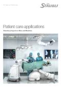 【英語版】医療用ロボット 手術室で使われる高性能ロボット事例 表紙画像