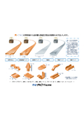 銅・アルミの異形線から高容量(過電流)部品の開発をお手伝いします。