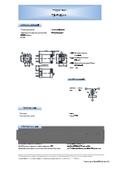 【小型サイズ高電圧出力】□5×9mm 6kV出力 トリガーコイル 『TS-F48A type』(リードタイプ) 表紙画像