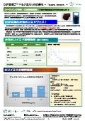 環境対応型 水性ポリイミドワニスの接着強度についてのデーター 技術カタログ 表紙画像