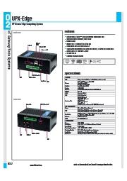 AIエッジ向け小型PC【SYS-UPX-Edge】 表紙画像