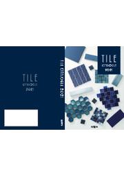 【総合カタログ】タイル『TILE CATALOGUE 2021』 表紙画像