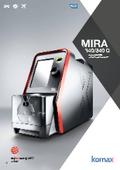 芯線接触検知機能内蔵ロータリーワイヤーストリッパー Mira 340 Q 表紙画像