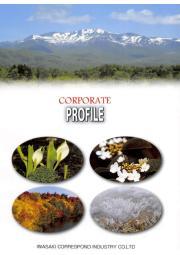 イワサキ通信工業株式会社 会社案内 表紙画像