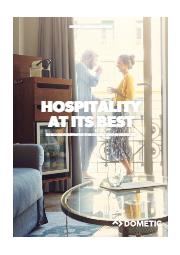 ホテル客室用『ミニバー&プロセーフ』総合カタログ 表紙画像