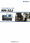 CNC自動旋盤『NN-32J』 表紙画像
