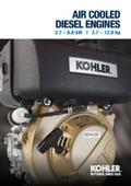【英語版】KOHLER社 エンジン 空冷2.7-8.8kW