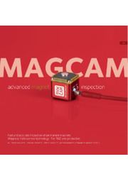 [日本語] 磁場可視化装置 カタログ 表紙画像