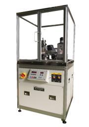 球面研磨装置『TETRA』製品カタログ 表紙画像