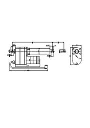 電動アクチュエータ『808型』 スタンダード図面 表紙画像