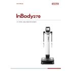 体成分分析装置『InBody270』 表紙画像