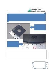 ゴム素材 加工品例 表紙画像