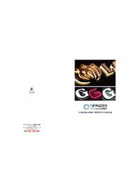 チャンネル文字 製品カタログ 表紙画像