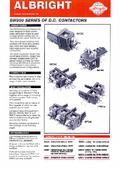 D.C.コンタクター『SW200シリーズ』