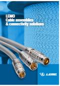 【資料】LEMOケーブルアセンブリと接続ソリューション※英文 表紙画像