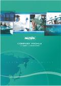 ムラタ計測機器サービス株式会社 会社案内 表紙画像