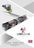 YAMASA 製品カタログ 表紙画像