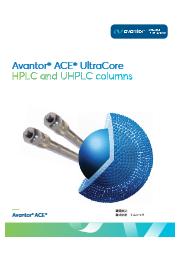 ACEカラム  UltraCore Bio 表紙画像