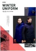 【ミドリ安全】WINTER UNIFORM 防寒カタログ 2019-2020 ダイジェスト版 R9490130003