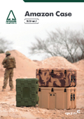 軍用ケース『シーピー アマゾンケース』 表紙画像