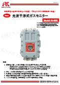 光波干渉式ガスモニター『FI-900』