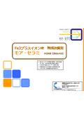 Fe3プラスイオン液 無機改質剤『モア・セラミ』