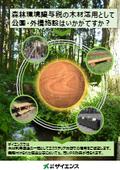 森林環境譲与税の木材活用として公園・外構施設はいかがですか?