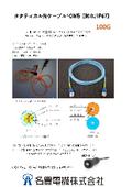 【防水仕様/IP67】タクティカルケーブル OM5 表紙画像