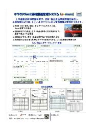 資材調達管理システム 表紙画像