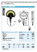 【製品カタログ】ダイヤルコンパレータ(指針測微器)『Millimess』(Mhar総合カタログP83-85) 表紙画像