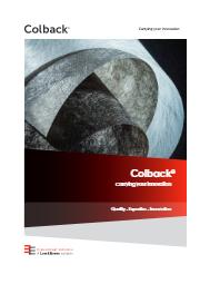 Colback(R)(コルバック) 表紙画像