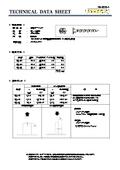 テクニカルデータシート(石膏ボードビス) 表紙画像