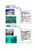 魚礁・増殖礁についてご紹介
