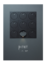読書灯『マイクロリーディングライト PITAT』 表紙画像