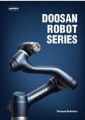 協働ロボット『DoosanRobotics協働ロボット』製品カタログ 表紙画像