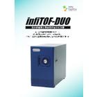 高分解能飛行時間型質量分析装置『infiTOF-DUO』 表紙画像