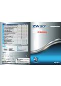 CAD/CAMシステム『ZW3D 3X Machining』 表紙画像