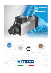 【Hiteco社】MTCタイプ電動スピンドル 表紙画像