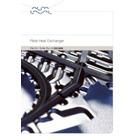プレート式熱交換器 総合カタログ : GPHE 表紙画像
