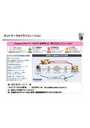 ネットワークカメラソリューション 表紙画像