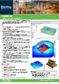 3次元地盤解析ソフトウェア「PLAXIS 3D」