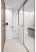 ユニットシャワールーム 賃貸住宅や宿泊施設にピッタリ!豊富なサイズバリエーションで多彩なニーズに応える『シャワールーム RJS』 表紙画像