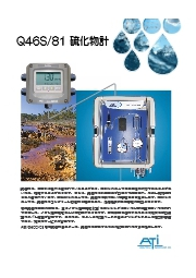 Q46S-81 硫化物計 カタログ 表紙画像