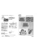 ホール素子3軸テスラメーター THM1176-PDA型 表紙画像