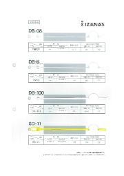【製品カタログ】「イザナス」を使用した繊維ワイヤー 表紙画像