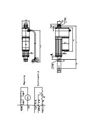 電動アクチュエータ『806型』 ポテンショメータ図面 表紙画像