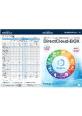 法人向けクラウドストレージ『DirectCloud-BOX』 表紙画像